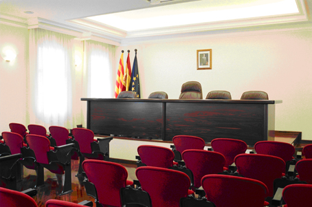 Mario Pifarré's Meeting Room