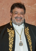 The Honourable Dr. Enrique López González's picture