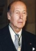 His Excellency Dr. Valéry Giscard D´Estaing's picture