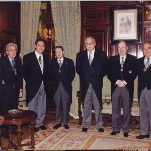 Ingreso de Ricardo Fornesa Ribó 16/03/2000 - 16/03/2000