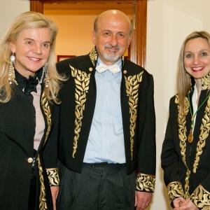 Ingreso del  Ilmo. Sr. Dr. D. Constantin Zopounidis 21/03/2013 - 21/03/2013