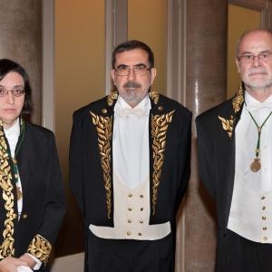 Admission of Excmo. Sr. Dr. D. Arturo Rodríguez Castellanos, as Full Academician (medal nº 22), 12/10/2015 - 12-15-2015