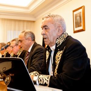Acto ingreso del Ilmo. Sr. Dr. D. Korkmaz Imanov 25/04/2013 - 25/04/2013