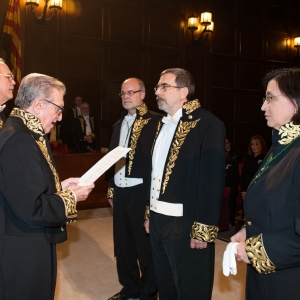 Admission of Rodríguez Castellanos as Full Academician, 12/10/2015 - 12-10-2015
