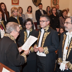 Reception as Full Academician of Vicente Liern, 04/14/2016 - 04-14-2016