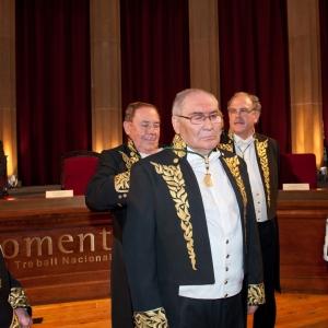Ingreso de Antonio López Díaz como Académico Correspondiente para Galicia, 22/05/2014  - 22/05/2014