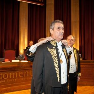 Ingreso de Alfonso Hernández-Moreno como Académico Correspondiente para Barcelona 23/01/2014 - 23/01/2014