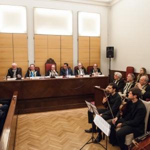 Ingreso de Michael Metzeltin como Académico Correspondiente para Austria, 21/01/2016 - 21/01/2016
