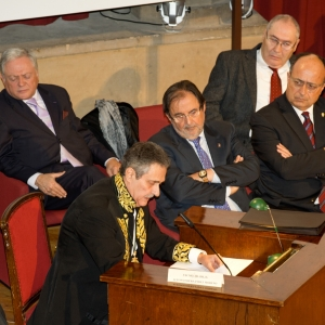 Ingreso del Excmo. Sr. Dr. D. Alfonso Hernández-Moreno como Académico Correspondiente para Barcelona 23/01/2014  - 23/01/2014