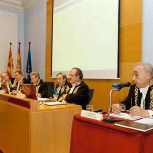 """Seminario sobre política anticíclica """"El ciclo real vs. el ciclo financiero. Un análisis comparativo para el caso español"""", el 19 de enero de 2012 - 19/01/2012"""
