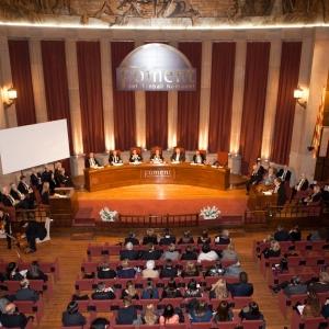 Salon de actos, ingreso de Ana María Gil Lafuente 24/01/2013 - 24/01/2013
