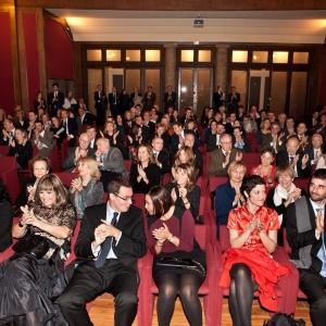 Asistentes del acto ingreso de Excmo. Sr. Dr. D. Alfonso Hernández-Moreno, 23/01/2014  - 23/01/2014