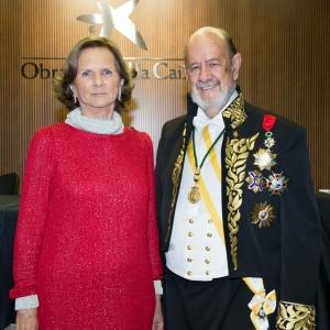 Ingreso de José María Gil-Robles como Académico de Número, 23/10/2014  - 23/10/2014