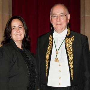 Ingreso como Académico de Número de Francesc Solé Parellada, 15/12/2016 - 15/12/2016