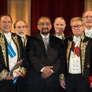 Ingreso del Ilmo. Sr. Dr. D. Federico González Santoyo 16/10/2012 - 16/10/2012