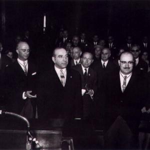 Ingreso Excmo. Sr. Dr. D. Pedro Voltes Bou. 6/11/66 - 06/11/1966