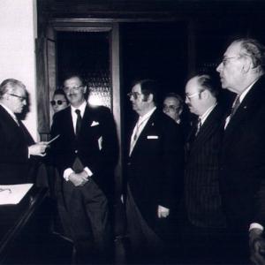 Ingreso Excmo. Sr. Dr. D. Magín Pont Mestres . 12/3/74 - 12/03/1974