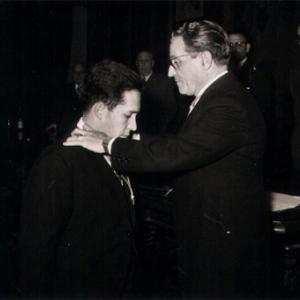 Ingreso como académico correspondiente del Dr. D.José María Fernández Pirla. - 22/06/1960
