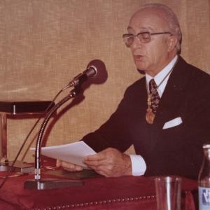 Discurso inaugural del curso académico 1978-1979 por el académico de número Sr. Juan de Arteaga y Piet, Marqués de la Vega-Inclán - 14/11/1978