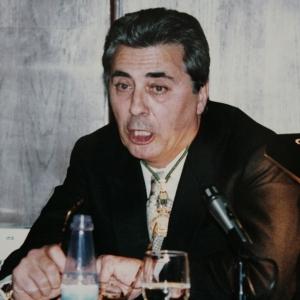 Ingreso del Sr. Enrique Lecumberri como académico de número en la RACEF - 18/02/1993