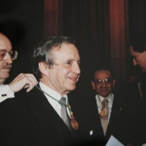 Ingreso del Dr. José Ángel Sánchez Asiaín como académico de número en la RACEF - 30/11/1994
