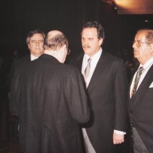 Ingreso del Dr. Alfredo Rocafort Nicolau como académico de número en la RACEF - 18/02/1999