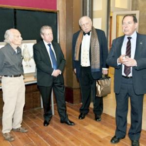 Presentación del Premio Cabarrús - 09/05/2011
