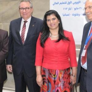 La RACEF participa en la primera Conferencia Araboeuropea de Educación Superior - 02/06/2013