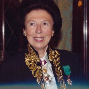 Ingreso de Janine Delruelle-Ghobert como académica correspondiente para Bélgica 30/10/2008 - 30/10/2008