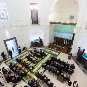 Sesión Académica en Extremadura, 3/03/2017 - 03/03/2017