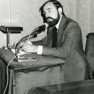 Jornadas de estudios sobre Perspectivas de la economía mundial 12, 13 y 14 de mayo 1975 - 12/05/1975