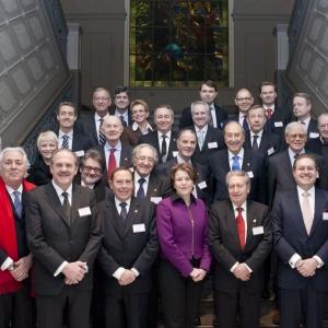 Solemne sesión académica en Helsinki el 9 de febrero de 2012