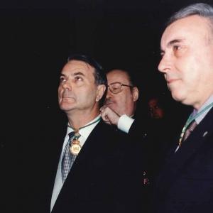 Ingreso como académico de número del Dr. Ramón Poch Torres (16-01-1997) - 16/01/1997