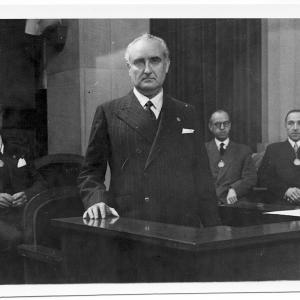Inauguración Curso Académico 1946-1947 - 05/10/1946
