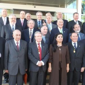 Solemne sesión académica en Amman el día 8 de noviembre de 2010 - 08/11/2010
