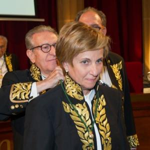 Ingreso de Leonor González Menorca como Académica Correspondiente, 10/03/2016 - 10/03/2016