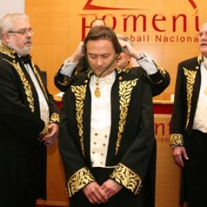 Ingreso de Jesús Lizcano como Académico Correspondiente, 26/02/2015 - 26/02/2015
