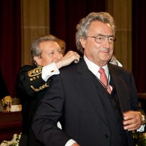 Excmo. Sr. Dr. D. Dieter Hundt, Presidente de la Confederación de Asociaciones Patronales de Alemania - 09/05/2011
