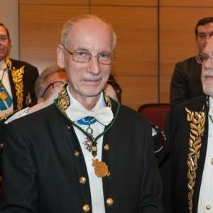 Ingreso de Michael Metzeltin como Académico Correspondiente para Austria, 21/01/2016 - 26/01/2016