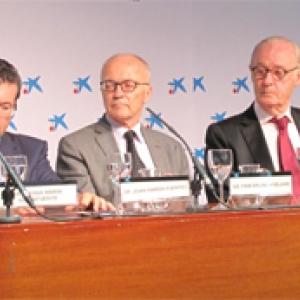 El Nobel Finn Kydland presenta en Palma el informe del Observatorio de Investigación de la RACEF - 13/06/2013