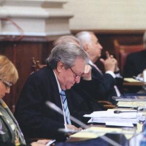 Intervención del Presidente de la RACEF Dr. Jaime Gil Aluja en la 10a edición del Seminario Internacional Penser l'Europe celebrado en Bucarest los días 14 y 15 de octubre de 2011 - 14/10/2011