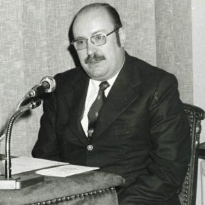 Jornadas de estudio sobre Perspectivas de la economía mundial, mayo 1975 - 12/05/1975