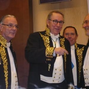 El Nobel Joseph Stiglitz en el EspaiCaixa Macaya - 10/12/2012