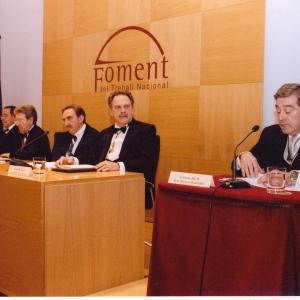 Ingreso del Excmo. Sr. Dr. D. José Manuel Barreiro Fernández, 15-12-2005 - 15/12/2005
