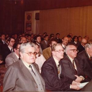 Ingreso del Excmo. Sr. Dr. D. Juan Hortalà Arau, 12 de Diciembre de 1985 - 12/12/1985