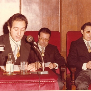 Ingreso del Excmo. Sr. Dr. D. Alfonso M. Rodríguez Rodríguez, 27-02-1978 - 27/02/1978