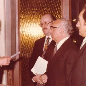Ingreso del Excmo. Sr. Dr. D. Mariano Capella San Agustín 15-06-1978 - 15/06/1978