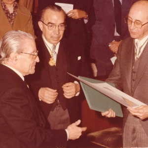 Ingreso del Ilmo. Sr. D. Jean Joly, 27-01-1978 - 27/01/1978