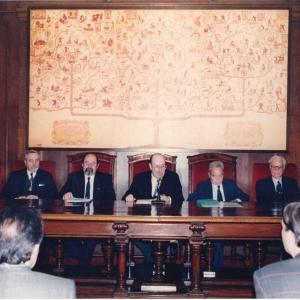 Ingreso del  Excmo. Sr. Dr. D. Josep Maria Fons Boronat 20-02-1992 - 20/02/1992