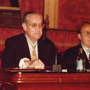 Ingreso de Pedro Castellet Mimó como académico de Número, 17/06/1982 - 17/06/1982
